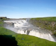 Golden Circle Iceland Gullfoss