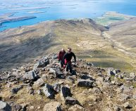Hiking in Iceland Esja Mountaineering rental