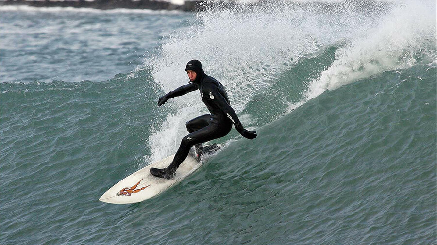 Surfing Tours in Iceland
