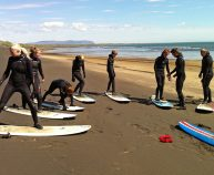 Surfing School in Iceland