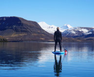 SUP INTO THE FJORDS