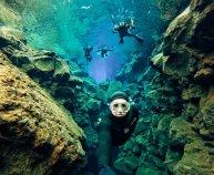 Silfra Wetsuit Snorkeling
