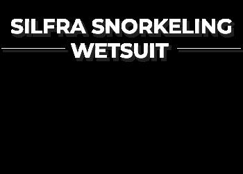 Silfra snorkeling wetsuit
