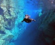 Silfra freedive